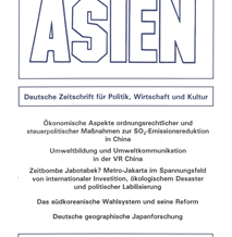 ASIEN 78 (Januar 2001)
