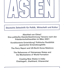 ASIEN 79 (April 2001)